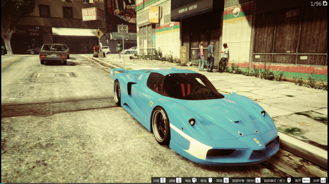 Ferrari Enzo Fxx Add On Gta5 Mods Com
